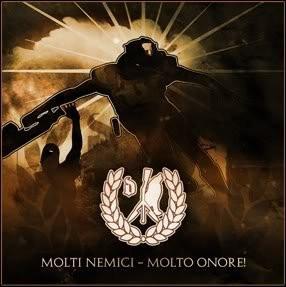 Disiplin - Molti Nemici, Molto Onore! (CD, New)