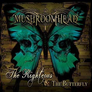 Mushroomhead - The Righteous & The Butterfly (CD, Used)