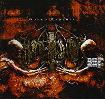 Marduk - World Funeral (CD, Used)