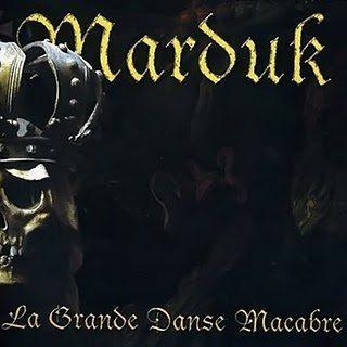 Marduk - Le Grande Danse Macabre (CD, Used)
