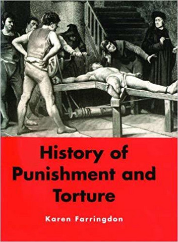 History of Punishment and Torture (used, softcover)