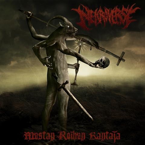 Nekroverse - Mustan Roihun Kantaja (CD, New)