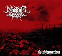 Nuklear Frost - Subjugation (CD, New)