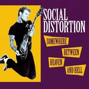 Social Distortion - Somewhere Between Heaven and Hell (CD, Used)