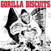 Gorilla Biscuits - Gorilla Biscuits (CD, Käytetty)