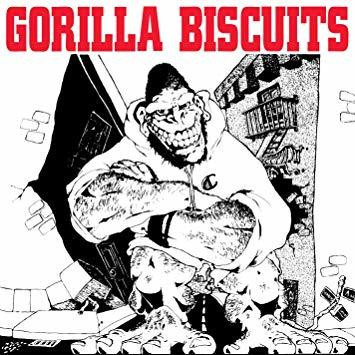 Gorilla Biscuits - Gorilla Biscuits (CD, Used)