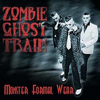 Zombie Ghost Train - Monster Formal Wear (CD, Käytetty)