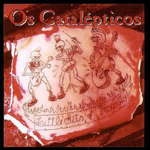 Os Catalepticos - Little Bits of Insanity (CD, Used)