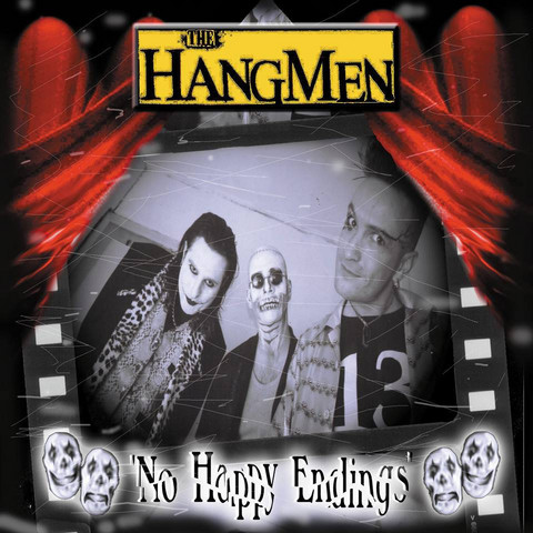 The Hangmen - No Happy Endings (CD, Used)