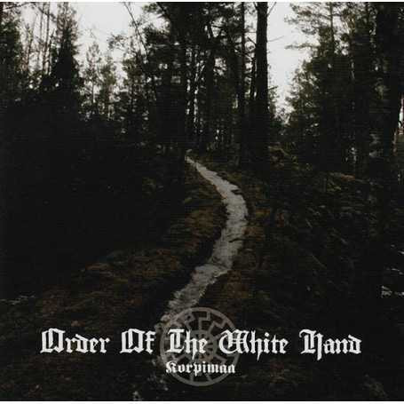 Order Of The White Hand - Korpimaa (CD, New)