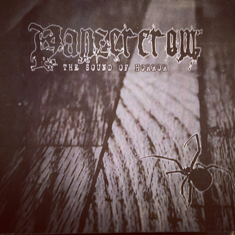 Panzercrow - The Sound of Horror (CD, New)