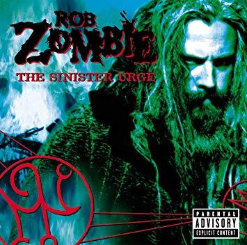 Rob Zombie - The Sinister Urge (CD, Used)