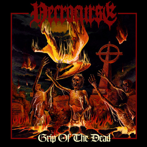 Necrocurce - Grip Of The Dead (CD, New)