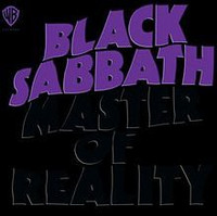 Black Sabbath - Master Of Reality (CD, Used)