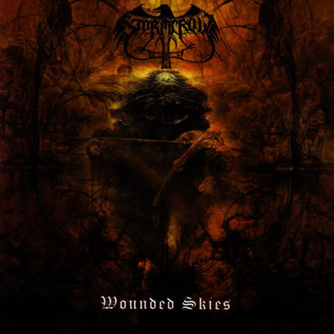 Stormcrow - Wounded Skies (CD, New)