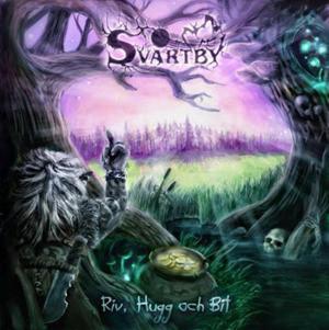Svartby - Riv, Hugg och Bit (CD, New)