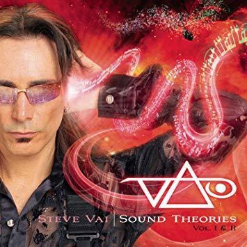 Steve Vai - Sound Theories vol. I & vol. II (2CD, Used)