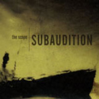Subaudition - The Scope (CD, Used)