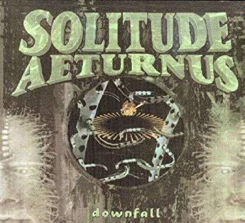 Solitude Aeturnus - Downfall (CD, Used)