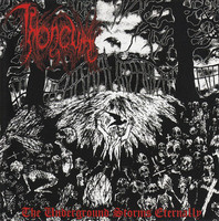 Throneum - The Underground Storms Eternally (CD, Used)