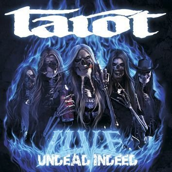 Tarot - Undead Indeed Live (2CD, Used)