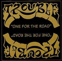 Trouble - On For The Road (CD, Käytetty)