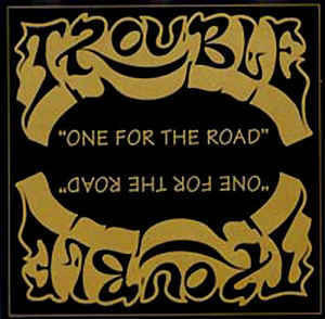 Trouble - On For The Road (CD, Used)