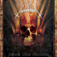 Thunderbolt - Inhuman Ritual Massmurder (CD, Used)