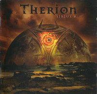 Therion - Sirius B / Lemuria - Deluxe Edition (2CD, Käytetty)