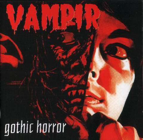 Vampir - Gothic Horror (CD, Used)