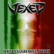 Vexed - Italian Aggressive Attack (CD, New)