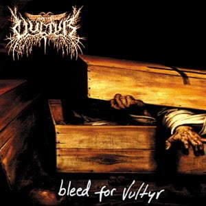 Vultyr - Bleed for Vultyr (CD, Used)