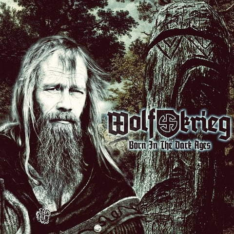 Wolfkrieg - Born In The Dark Ages (CD, New)