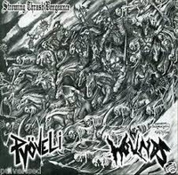 Wounds / Pyöveli - Storming Thrash Vengeance (CD, Used)