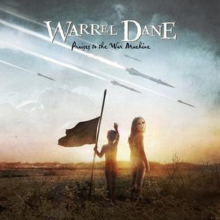 Warrel Dane - Praises to the War Machine (CD, Used)