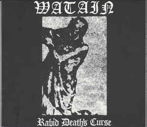 Watain - Rabid Death's Curse (CD, New)