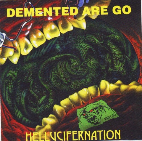 Demented Are Go – Hellucifernation (CD, New)