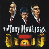 Tony Montanas – Destination Hell  (CD, uusi)