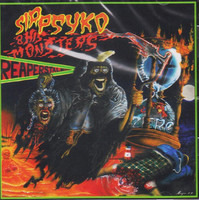 Sir Psyko & His Monsters – Reaperstale (CD, uusi)