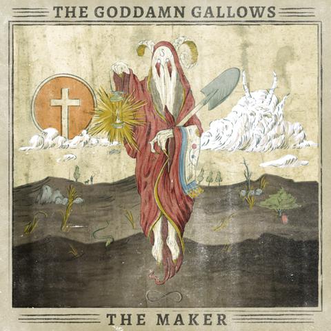 Goddamn Gallows – The Maker  (CD, New)