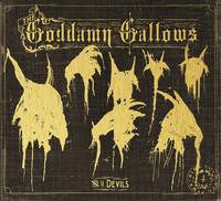 Goddamn Gallows – 7 Devils (CD, uusi)