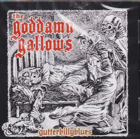 Goddamn Gallows – Gutterbillyblues (CD, New)