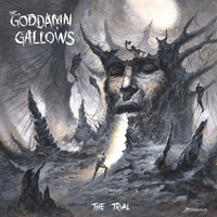 oddamn Gallows – The Trial (CD, uusi)