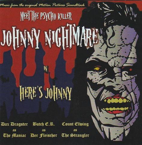 Johnny Nightmare -  Here's Johnny (Vinyl LP, new)