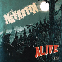 Nevrotix – Alive (Vinyl LP, new)
