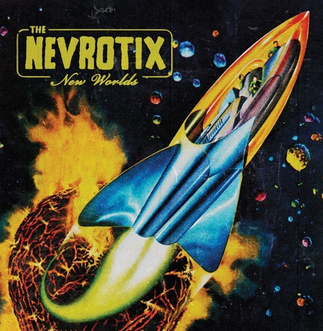 Nevrotix – New Worlds  (Vinyl LP, new)