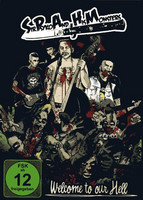Sir Psyko & His Monsters – Welcome To Our Hell (DVD)