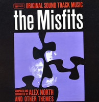 Alex North - the Misfits (CD, Uusi)