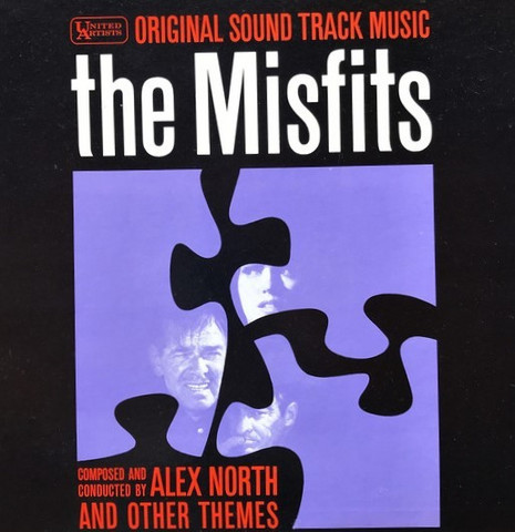 Alex North - the Misfits (CD, New)