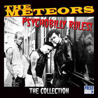The Meteors - Psychobilly Rules! - The Collection (CD, Uusi)